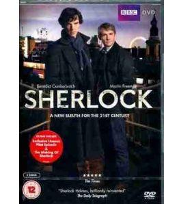 Sherlock Complete Series One DVD