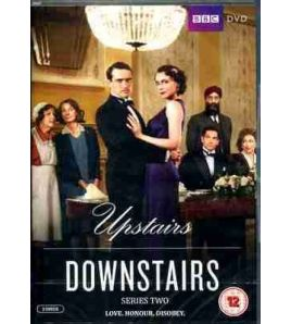 Upstairs Dowstairs DVD