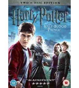 Harry Potter 6 DVD : And the Half Blood Prince ( 2 )