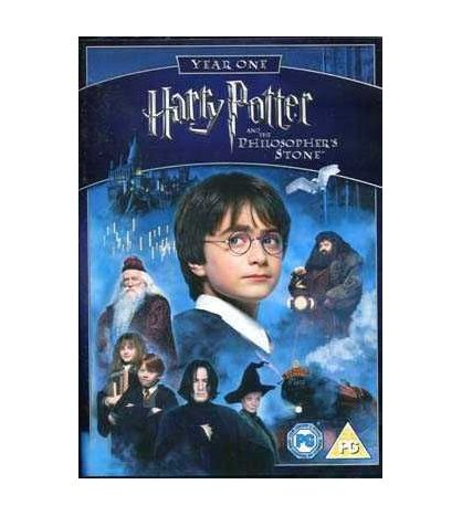 Harry Potter 1DVD : And the Philosopher's Stone