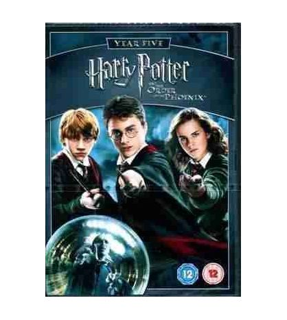 Harry Potter 5 DVD : And the Order of the Phoenix