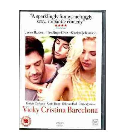 Vicky Cristina Barcelona DVD Video