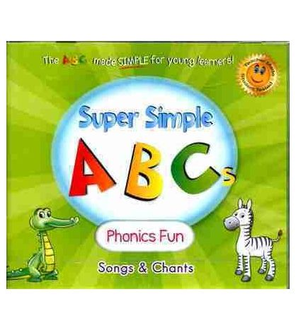 Super Simple ABC Phonics Fun Songs and Chants