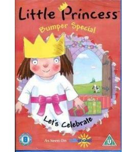 Little Princess : Let s Celebrate DVD