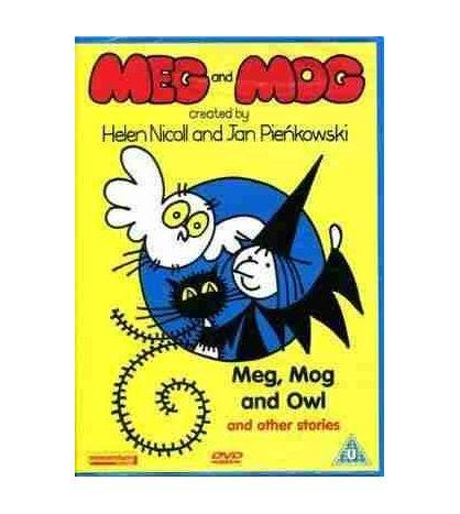 Meg and Mog : Meg , Mog and Owl DVD