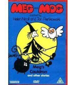 Meg and Mog : Meg s Cauldron DVD