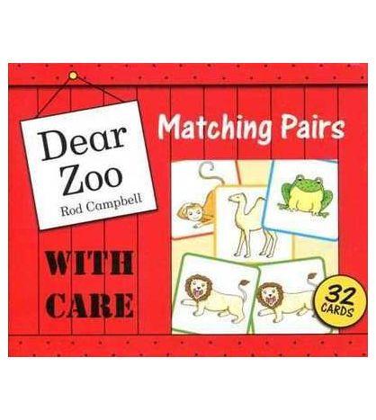 Dear Zoo Matching Pairs