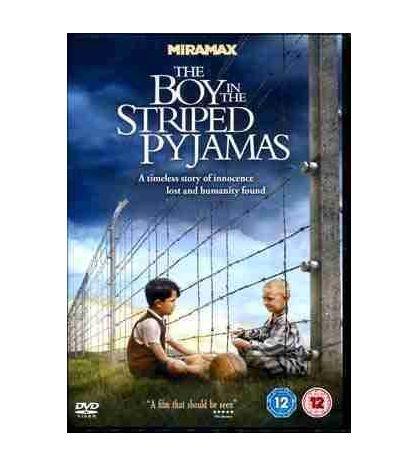 Boy in the Striped Pyjamas DVD