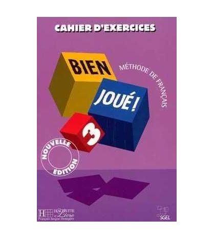 Bien Joue 3 ESO A2-B1 ejercicios ed02
