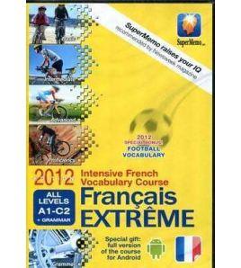 Francais Extreme A1 / C2 Dvd - Rom + Grammar