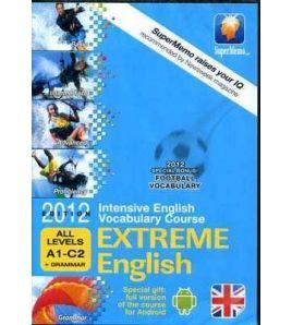 English Extreme A1 / C2 Dvd - Rom + Grammar