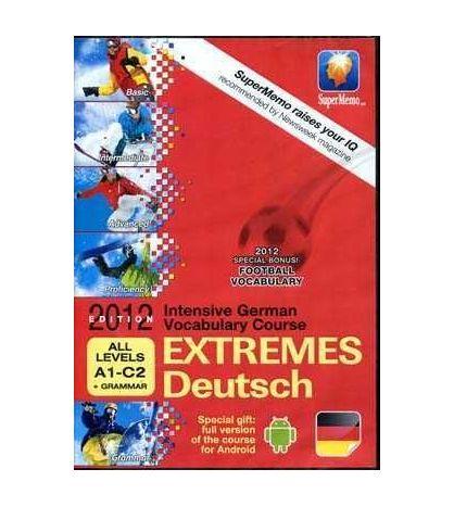Deutsch Extremes A1 / C2 Dvd - Rom + Grammar