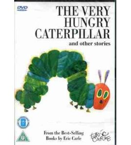Very Hungry Caterpillar and other Stories DVD Video