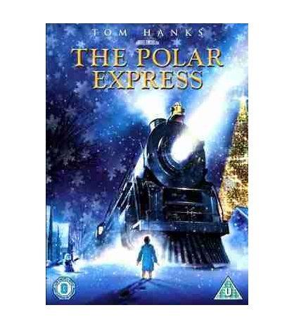 Polar Express Video DVD