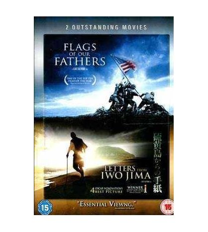 Flags of our Fathers / Letters from Iwo Jima DVD