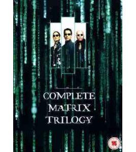 Matrix Trilogy Dvd Video