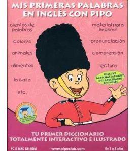 Pipo Mis primeras Palabras en Ingles