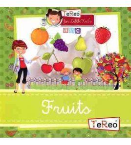 Fruits ( libro hojas duras )