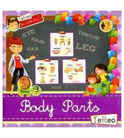 Puzzle Body Parts