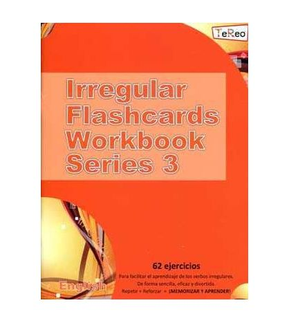 Irregular Flashcards Workbook 3