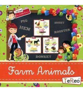 Puzzle Farm Animals