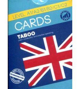 Cards Taboo A1 / C2