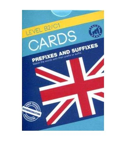Cards Prefixes and Suffixes B2 / C1