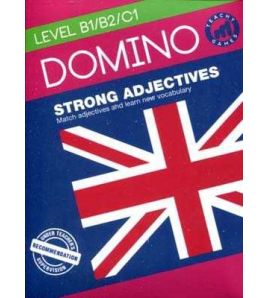 Domino Strong Adjectives B1 / C1