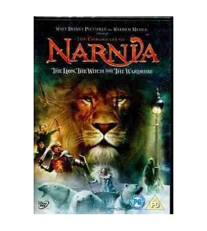 Chronicles of Narnia DVD : Lion the Witch and Wardrobe