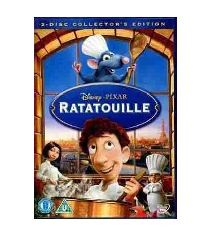 Ratatuille DVD