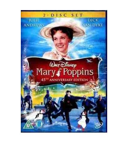 Mary Poppins 2 DVD